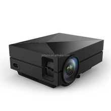 2015 Factory manufacture GM60 1080P led mini Projector with AV USB VGA SD HDMI