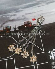 Lovely metal charms for fashion accessories