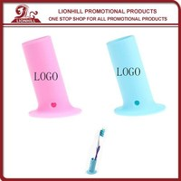 Silicone Toothbrush Holder for Keeping Tooth Brush Dry and Sanitary