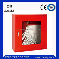 Fire Resistant Fire Cabinet,Safety Steel Fire Hose Reel Cabinet