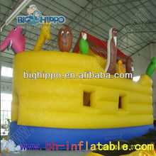 inflatable Pirate ship bouncy castle