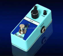 Mini compact size ENO Blues Drive Overdrive Guitar Effect Pedal True Bypass