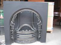 cast iron indoor fireplace(JX119B)
