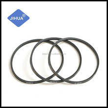 Wrapped classical Rubber v-belt 0-550E for washing machine