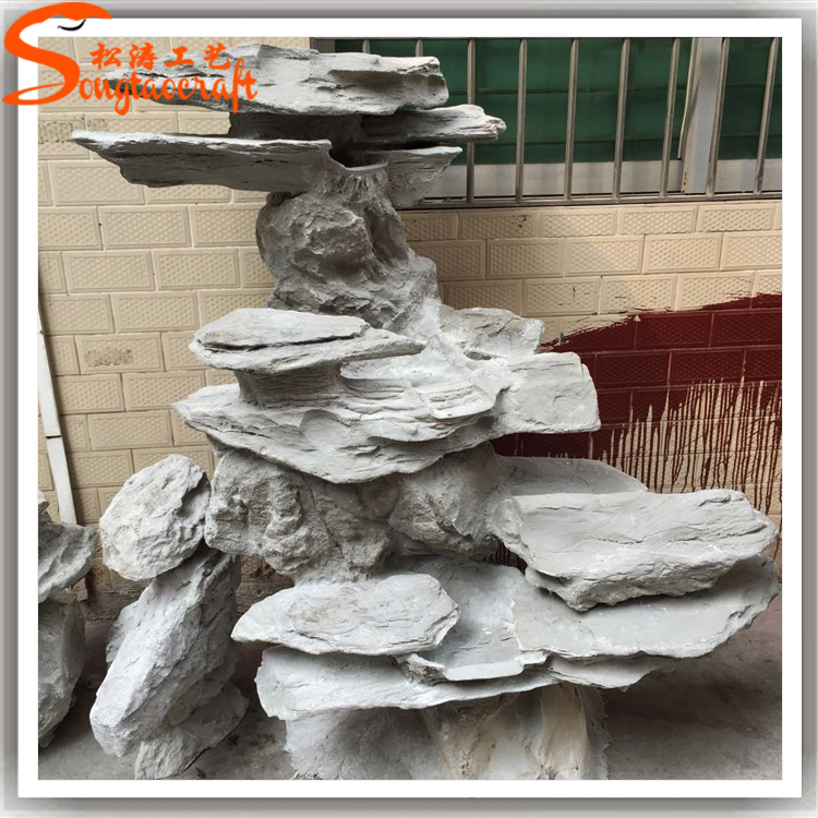 Chinese artificial molds for mini water fountain indoor - Moldes para piedras artificiales ...