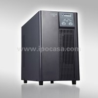 3KVA UPS pure sine wave high frequency online UPS with long time backup