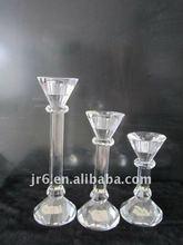 crystal candlestick holder,crystal weeding gifts