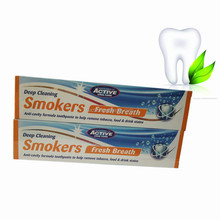 Anti-cavity Fluoride Toothpaste For Bleeding Gums