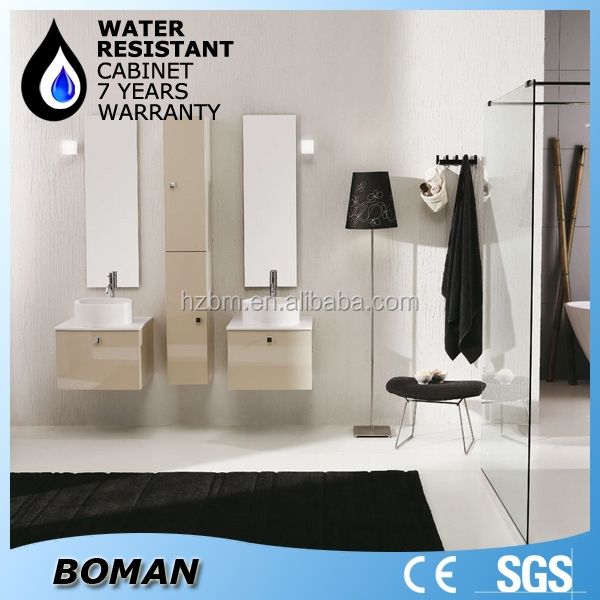 Wall Hang Bathroom Vanity Cabinets Dr-15830