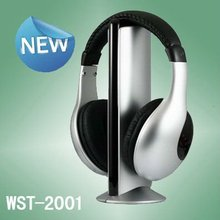 best wireless headphones 2012 with microphone WST-2001