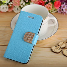 For Apple iphone 5G Wallet Stander Protective Leather Case