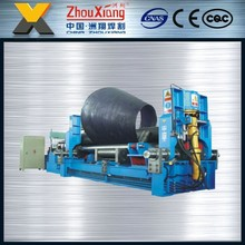 Zhouxiang 3 roller tube/plate/metal rolling machine
