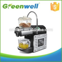 Fully stocked Best selling products soy bean home oil press machine for oil extraction