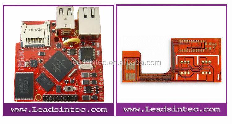 Multistrato di marca nome schede madri clone industriale progettazione pcb assembly Pcba