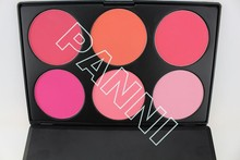 Alibaba china branded customized two color blusher