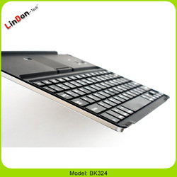 Magnet function Bluetooth Keyboard for new ipad with CE,RoHS BK324