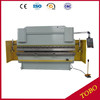 WC67Y-200/4000 cnc Hydraulic Press Brake , stainless steel plate press brakes , manual small bending machine
