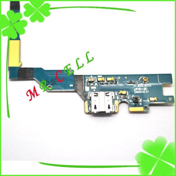 5pcs/lot оригинальный usb порт док зарядное зарядное устройство разъем flex кабель для samsung galaxy s4 i9505 новый