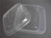 Hot sale plastic boxes for cookies plastic vegetable food box