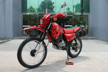 200cc motorcycle dirt bike Made in China ZF200GY