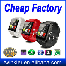 Factory Price Smart Watch Phone U8 Smart Watch for Android smart phone