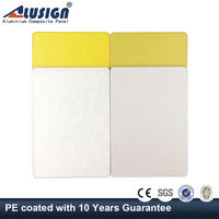 Alusign high standard acp fabrication for building offer free sample