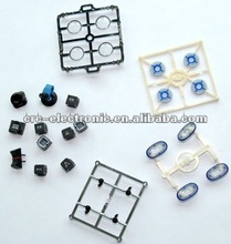 two color plastic moulded