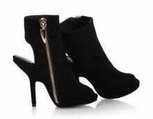 new design fashion high heel mature sexy women boots