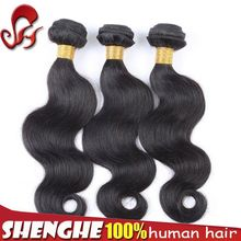 2015 new arrival wholesale virgin brazilian hair 7A grade body wave brazilian hair weave