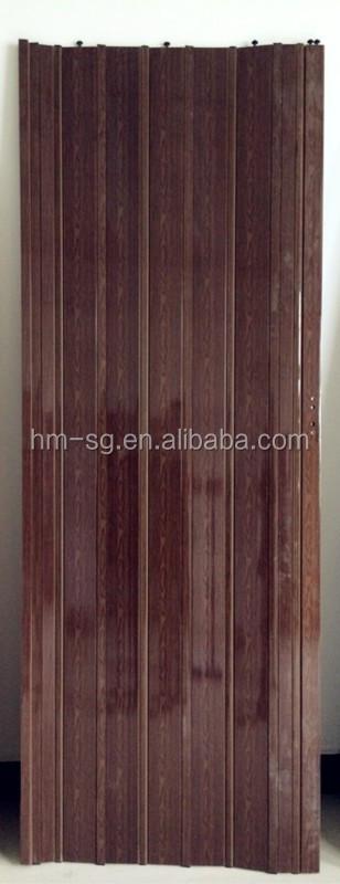 int rieur panneau de pvc porte pliante pvc porte coulissante pvc porte accord on portes id du. Black Bedroom Furniture Sets. Home Design Ideas