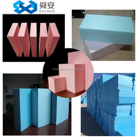 china supplier Extruded polystyrene insulation board(XPS)//Nice Pink eps wall panel