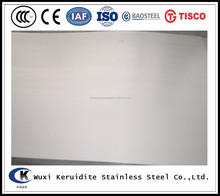 competitive price stainless steel 309S plate/sheet 2B/NO.4/BA/Mirror/Brushed finish