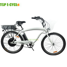 TOP ecycle beach cruiser best selling Chinese electric bike