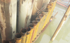 hollow steel piles with C9, steel piling with C9,SAW tubular piles with Z steel sheet piles steel pipe piling