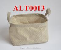 One piece storage bag