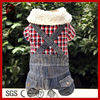 Dog clothes Fashion Dog Suspenders Winter