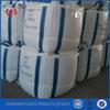 Fibc bag / 2000 lb flexible bulk container super sack one ton tote FIBC shipping transport