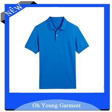men's low-carbon polo shirt