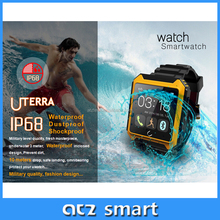 Bluetooth Smart Watch Android Dual SIM Fitness Wristband Waterproof Wristband Fitness Bracelet Best Wrist Watch Cell Phone