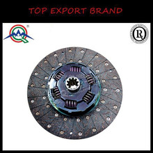 wear resistant and environmentally friendly clutch disc assembly (double spring) for STR/Steyr FAW CA151