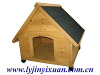 waterproof wooden dog kennel