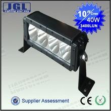 12 volt 40 walt aluminum profile for led light bar waterproof led light bar china led light bar