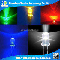 Wholesale led lighting red green blue 5mm ultra bright led, led diode