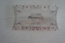 custom printed pvc pillow box