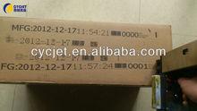 handheld printer/ink of jet printer of hand/carton hand coding machine