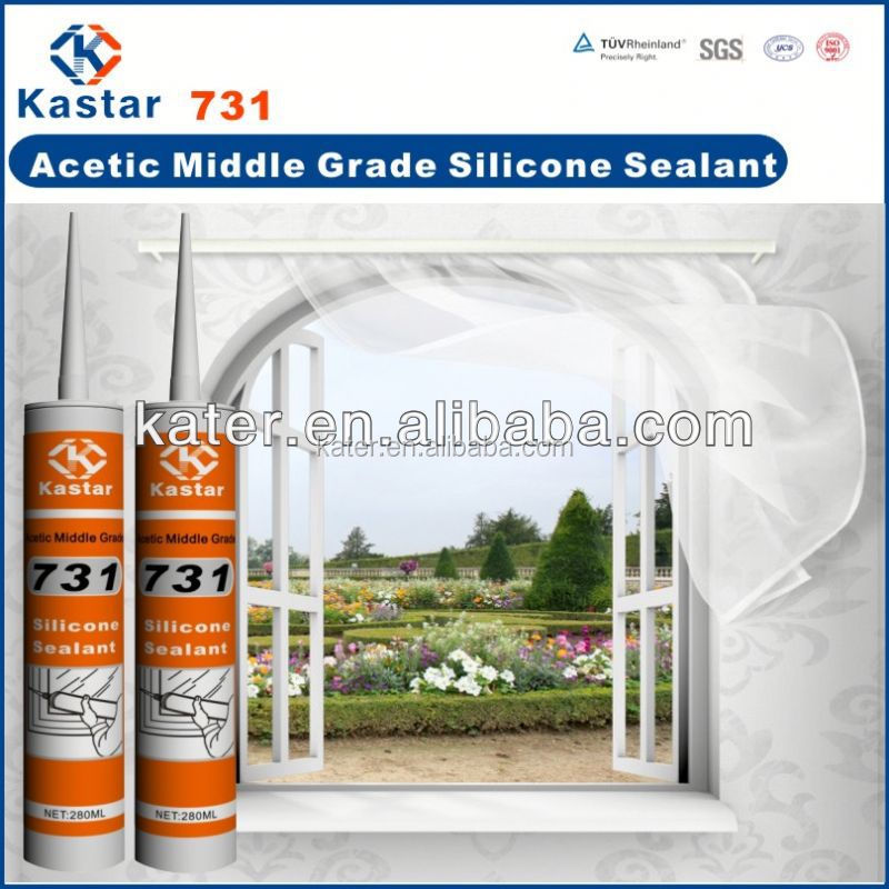 310g Silicone sealant for Gutter Kastar 731