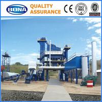 bitumen asphalt mixing equipment for road building