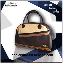 China Factory wholesale PU leather overnight gym bags,travelbags