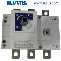 3P Switch disconnectors isolating switch