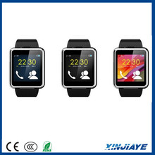2015 manufacturer in China 3G smart wrist watch cell phone with SIM+bluetooth